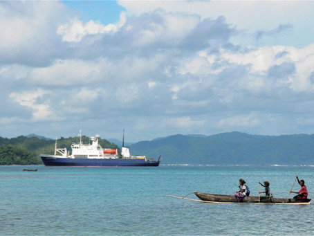 Heritage Expeditions joins the Vaka Taumako Project