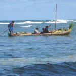Canoe Sailing in the Solomon Islands