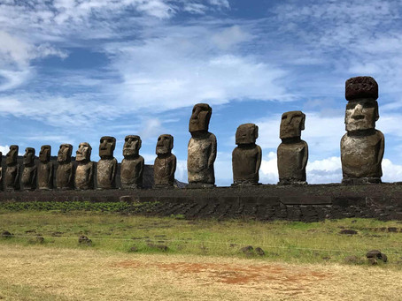 Ancient Searoads and Commitments to Sustainability in Eastern Polynesia