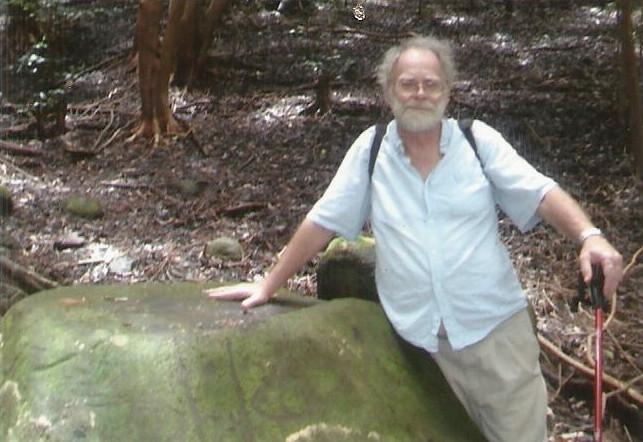Larry Williamson, 1938-2012