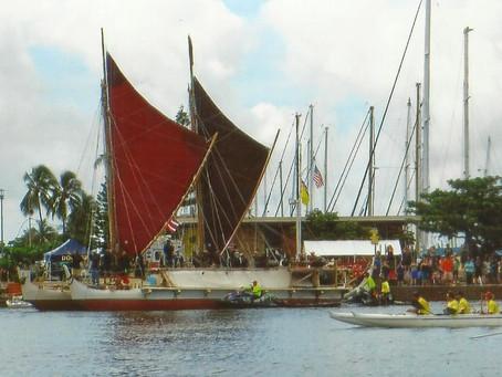 Summit of Voyagers in Honolulu