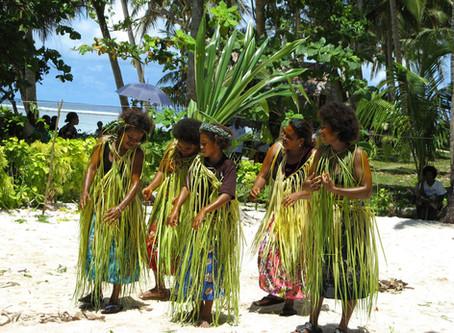 The Children of Taumako