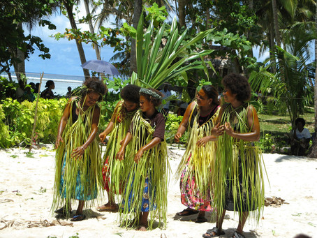 The Children of Taumako
