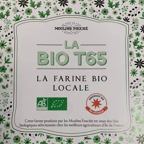 Farine T65 Bio