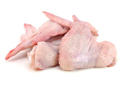 Ailes de poulet x6