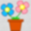 May flowers, gray bkgrd.png