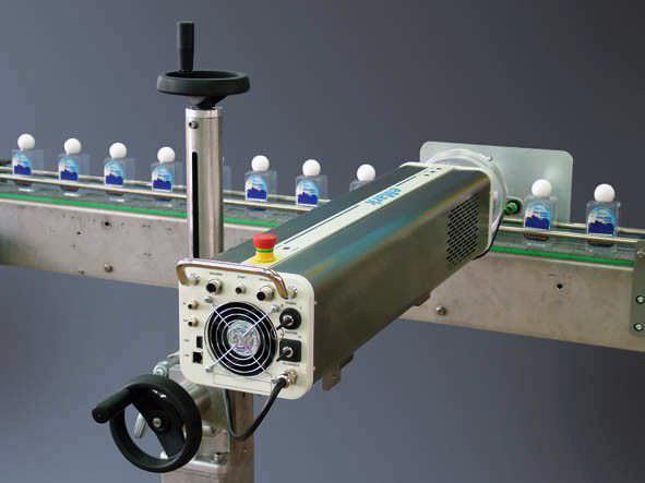 Laser Coding