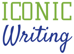 Logo of IconicWriting.com Content Marketing Service
