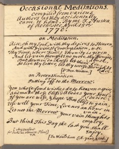 How to Create a Commonplace Book