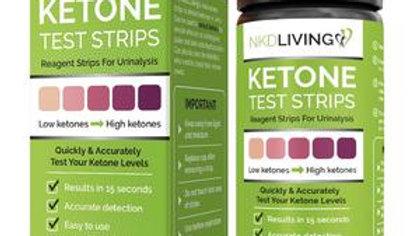 Ketone Test Strips (120)
