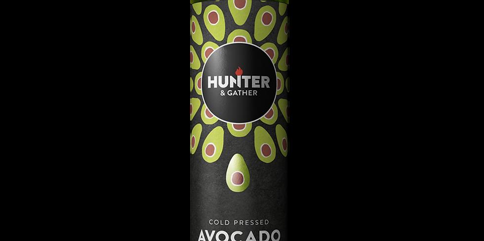Cold Pressed Extra Virgin Avocado Oil