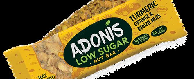Adonis low sugar nut bar