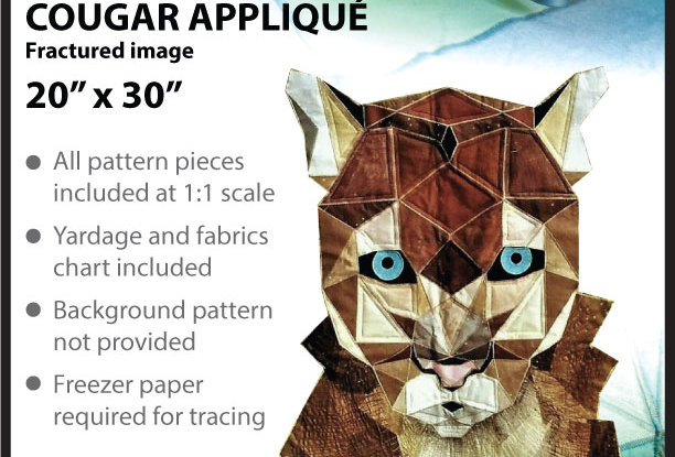 The cougar fractured image (English)