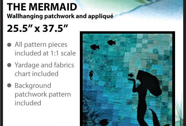 The mermaid wall hanging (English)