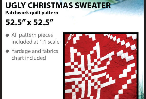 Christmas Ugly Sweater patchwork (English)