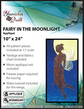 Fairy in the moonlight - Serenity series (English)