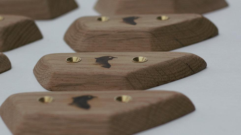 Small Mirrored Oak Crimp sets