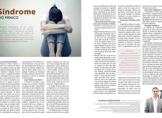 Dr. Wendell Ribeiro publica matéria completa sobre Síndrome do Pânico na Revista Saúde