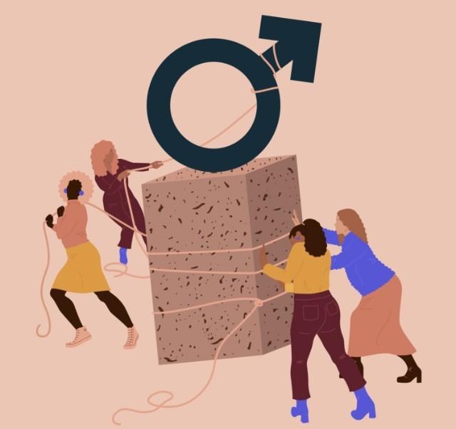 Vero Romero Toppling the Patriarchy
