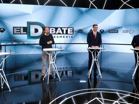 Debates electorales y Opinión Pública