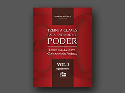 TREINTA CLAVES PARA ENTENDER EL PODER VOL.I 2A EDICIÓN