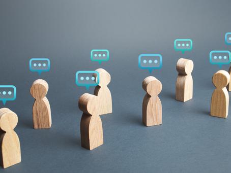 La comunicación pública, democracia y el consenso