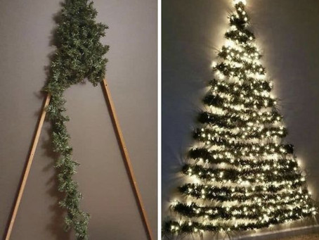 5 space-saving holiday decorations