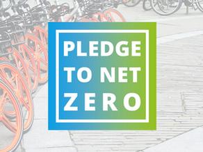 Pledge To Net Zero signatories passes 100