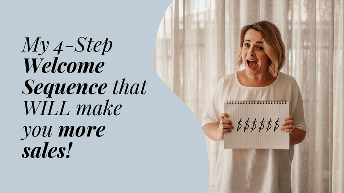 How to Create a Money-Making Welcome Sequence For Your eCommerce Brand