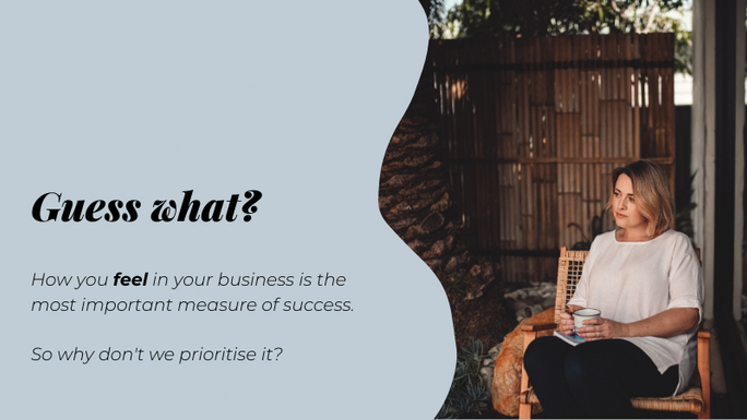 The most important goal all small business owners need to aim for