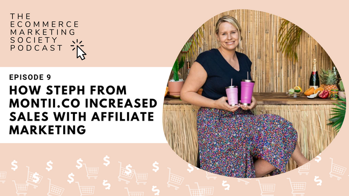 How Steph used affiliate marketing to grow Montii.co | Episode 9