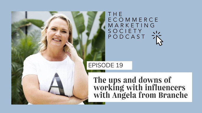 Working with influencers as a small business | Episode 19