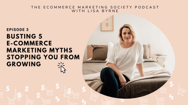 Community and relationships to grow your brand w/ Clare Spelta fom Bon Maxie | Episode 4