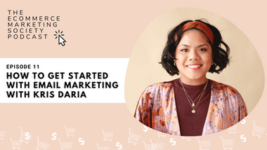 How to get started with email marketing | Episode 11