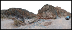 Inside The Titus Canyon