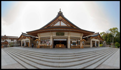 The Hiroshima Gokoku Shrine