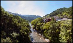 Mitake Bridge View