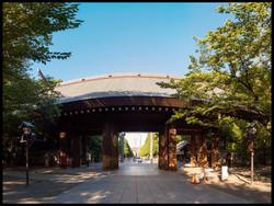 Tokyo Temple Exit