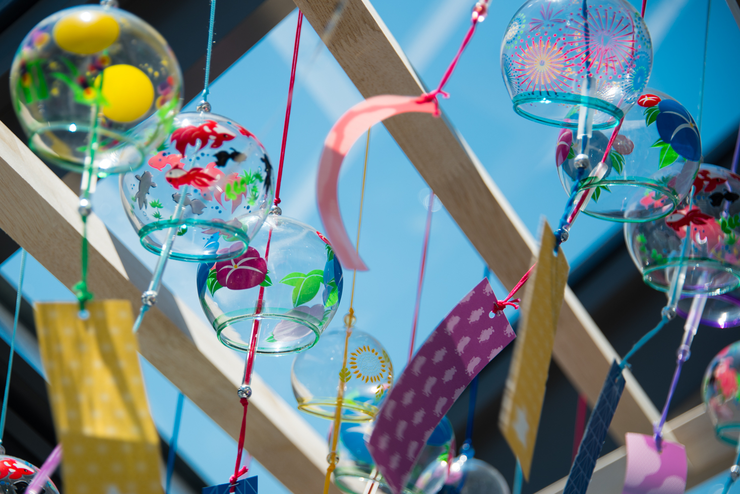 Japanese Wind Chimes