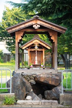 Corner Shrine