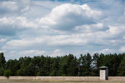 Clouds Over Sachsenhausen