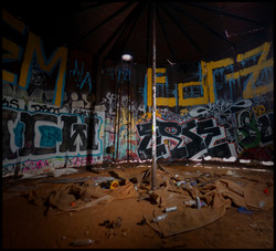 Inside the Tank
