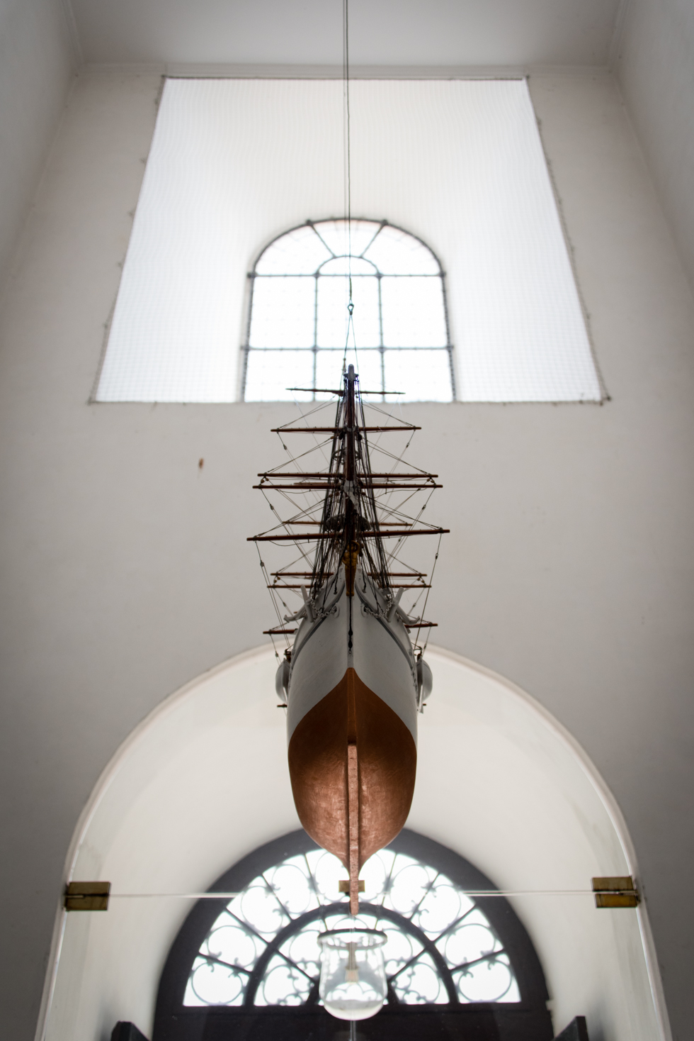 Boats in Churches