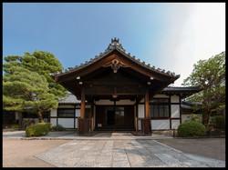 Kyoto Ninna-Ji Shrine