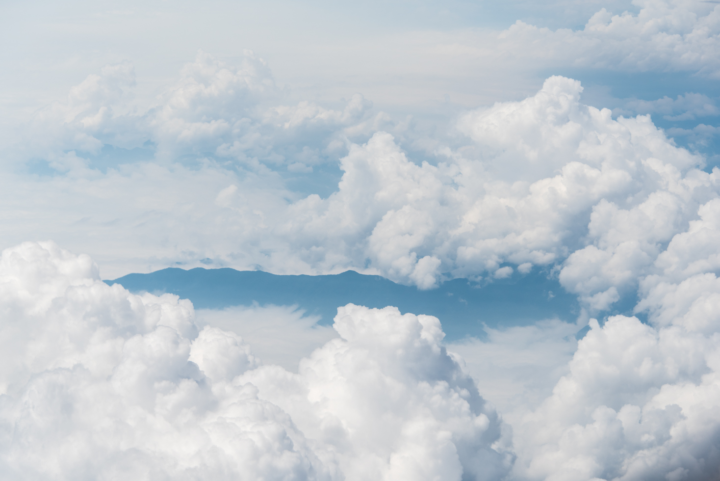 Clouds Over Nippon