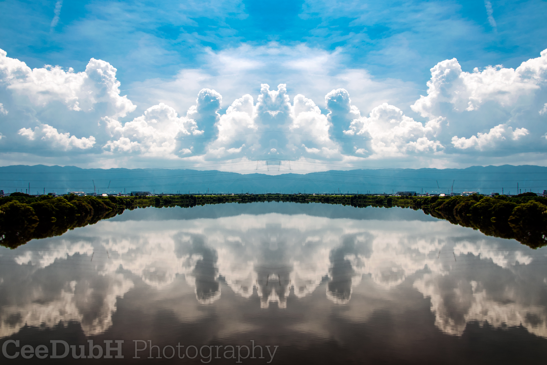 Clouds & Mirrors