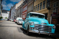 Nyhavn Trucker