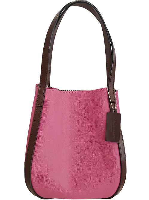 BUCKET (L) Pink x Brown
