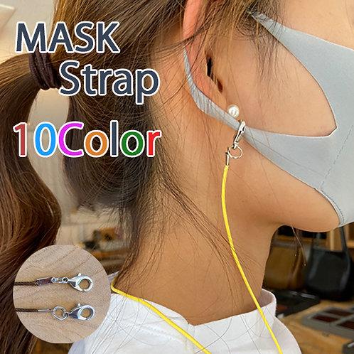 マスク用ストラップ 5点セット