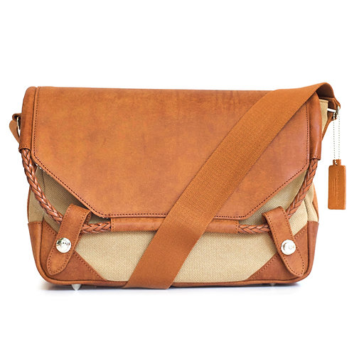 CRAFTMAN'S FLAP SHOULDER (L) Beige